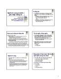 Bài giảng Xử lý ngôn ngữ tự nhiên (Natural Language Processing): Bài 5(tt) - Lê Thanh Hương