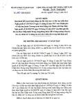 Quyết định số 1680/QĐ-BGDĐT