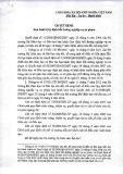 Quyết định số 05/VBHN-BGDĐT