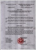 Quyết định số 3284/QĐ-BGDĐT