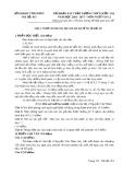 Đề KSCL THPT Quốc gia môn Ngữ văn lớp 12 năm 2016-2017 - THPT Ngô Gia Tự - Mã đề 813