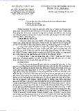 Quyết định số 3333/BGDĐT-GDCTHSSV