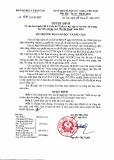 Quyết định số 704 /QĐ-BGDĐT