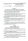 Thông tư 30/2017/TT-BGDĐT