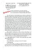 Quyết định số 3847 /BGDĐT-NGCBQLGD