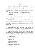 Bài giảng Giải phẫu sinh lý: Chương 1 - Đại cương