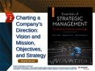 Lecture Essentials of strategic management: The quest for competitive advantage (4e) - Chapter 2
