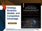 Lecture Essentials of strategic management: The quest for competitive advantage (4e) - Chapter 1