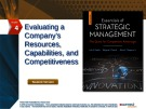 Lecture Essentials of strategic management: The quest for competitive advantage (4e) - Chapter 4