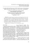 Ô nhiễm môi trường khu nuôi cá biển bằng lồng bè điển hình: Trường hợp nghiên cứu tại Cát Bà - Hải Phòng