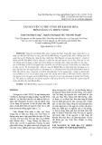 Tài nguyên vị thế vùng bờ Khánh Hòa: Tiềm năng và triển vọng