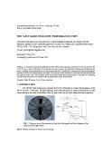 The vatly radio telescope: Performance study