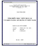 Khóa luận tốt nghiệp: Tìm hiểu DDC Việt hóa 14 và khả năng ứng dụng ở Việt Nam