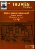 Tạp chí Thư viện Việt Nam: Số 1-2015
