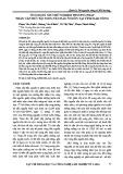 Ứng dụng Gis thử nghiệm phương pháp phân cấp mức độ xung yếu đầu nguồn tại tỉnh Đắk Nông