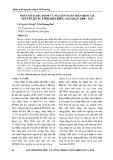 Phân tích đặc điểm và nguyên nhân diễn biến tài nguyên rừng tỉnh Điện Biên, giai đoạn 2000-2013