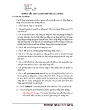 Hướng dẫn ghi vào bản hợp đồng lao động