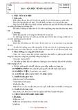 Giáo án Lịch sử lớp 6: Bài 1 - Sơ lược về môn Lịch sử