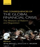 the consequences of the global financial crisis: part 1