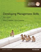 developing management skills: part 2