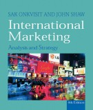 Ebook International marketing (4/E): Part 1