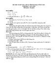Tổng hợp 50 đề thi vào lớp 10 môn toán năm 2018 có đáp án chi tiết