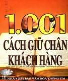 1001 cách giữ chân khách hàng: phần 2