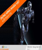 Bài giảng Thiết kế tạo hình nhân vật với 3d Max: Bài 1
