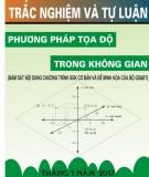 Ebook Phương pháp tọa độ trong không gian Oxyz: Phần 1 - Nguyễn Quốc Thịnh