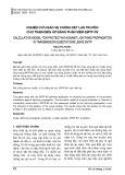 Nghiên cứu bảo vệ chống sét lan truyền cho trạm biến áp bằng phần mềm EMTP/RV