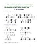 Bài tập về số hữu tỉ