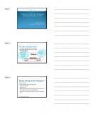 Bài giảng Quản lý dự án lâm nghiệp xã hội: Bài 2 - ThS. Nguyễn Quốc Bình