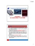 Bài giảng Kế toán tài chính 2: Chương 5 - ThS. Hoàng Huy Cường