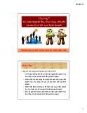 Bài giảng Kế toán tài chính 1: Chương 7 - ThS. Hoàng Huy Cường