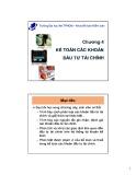 Bài giảng Kế toán tài chính 2: Chương 4 - ThS. Hoàng Huy Cường
