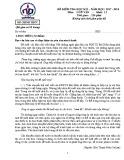 Đề thi học kì 1 môn Ngữ Văn 12 năm 2017-2018 có đáp án - Trường THPT Nguyễn Du