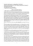 Đề tài: Vấn đề quản lý và sử dụng đất đai ở Tây Nguyên
