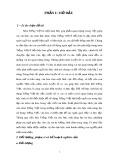 Sáng kiến kinh nghiệm: Một số kinh nghiệm dạy và học phân môn luyện từ và câu ở lớp 2