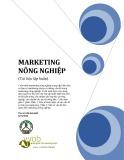 marketing nông nghiệp (tài liệu tập huấn)
