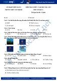 Đề kiểm tra 45 phút môn Tin học lớp 6 - THCS Vân Khánh