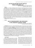 Giá trị của nhũ ảnh và sinh thiết lõi trong chẩn đoán u vú
