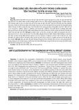 Ứng dụng siêu âm đàn hồi ARFI trong chẩn đoán tổn thương tuyến vú khu trú