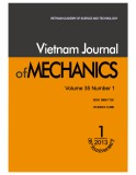 Numerical analysis of free vibration of cross-ply thick laminated composite cylindrical shells by continuous element method
