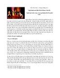 Nghệ thuật sân khấu Dù kê Khmer Nam Bộ