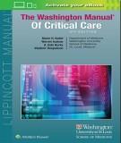 the washington manual of critical care (3/e): part 2