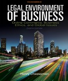 legal environment of business (8/e): part 1