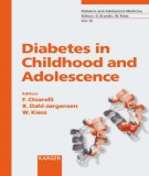 Ebook Diabetes in childhood and adolescence (Vol 10): Part 1