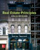 Ebook Real estate principles - A value approach (5/E): Part 1