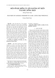 Một số đặc điểm của tín ngưỡng nữ thần ở Sa Đéc, Đồng Tháp