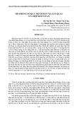 Mô phỏng số quá trình hàn ma sát quay của hợp kim titan